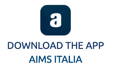 Download the AIMS Italia app