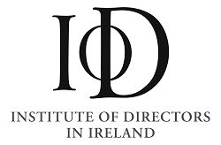 I'm delighted to be featured in this months newsletter with the Institute of Directors in Ireland.