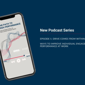 New Podcast Released: The Path To High Performance