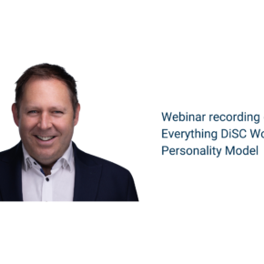 Watch here: How DiSC can help you manage remote teams